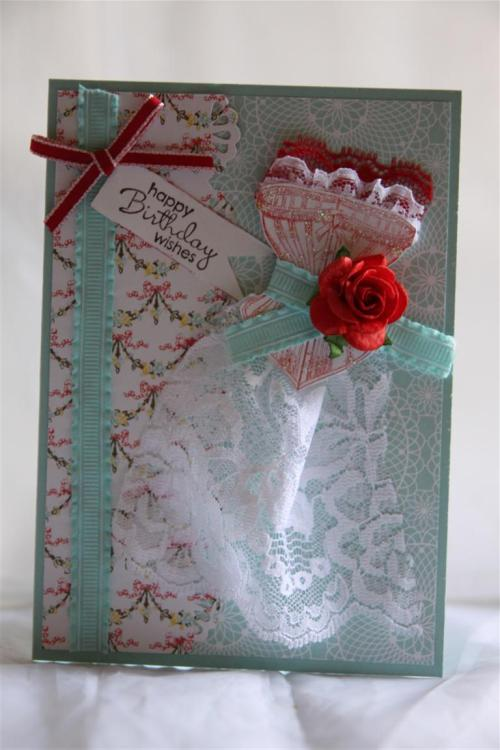 simple handmade card ideas | Helens Card Designs | Page 2