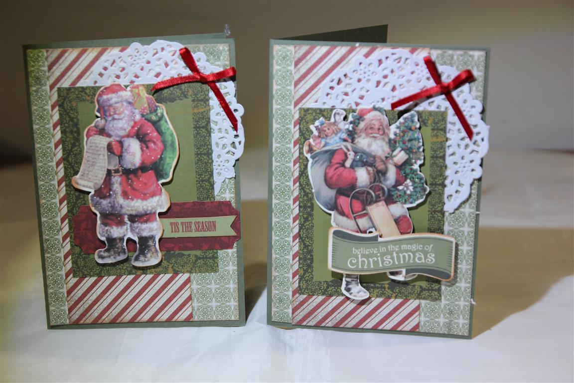 christmas card ideas 2014 | Helens Card Designs