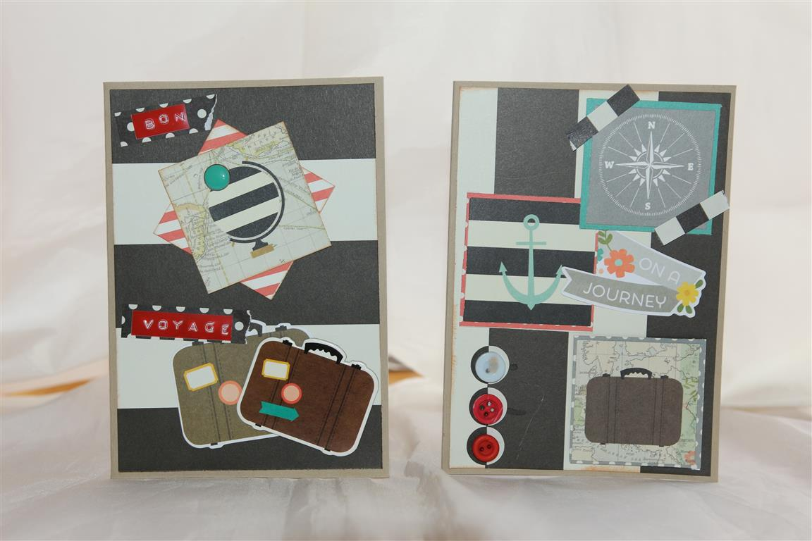 bon voyage helens card designs. Black Bedroom Furniture Sets. Home Design Ideas