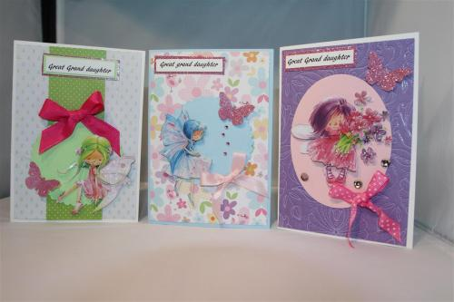 Ideas For Female Birthday Cards Helens Card Designs